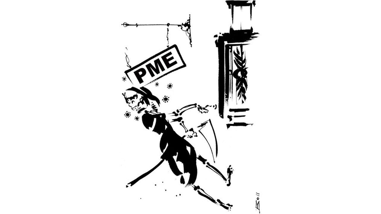Les PME auraient non seulement bien résisté mais seraient parfois même en meilleure santé financière qu'avant le Covid.