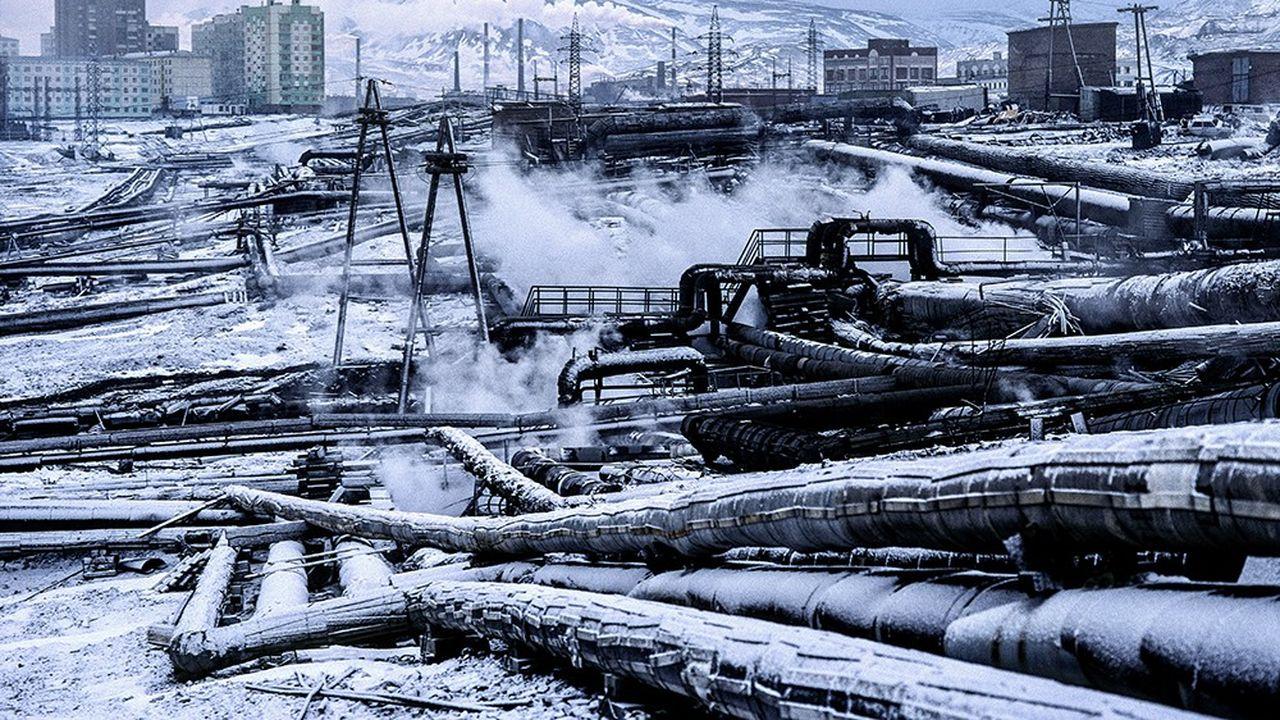 Ville la plus peuplée au-delà du cercle polaire, Norilsk est aussi une des plus polluées.