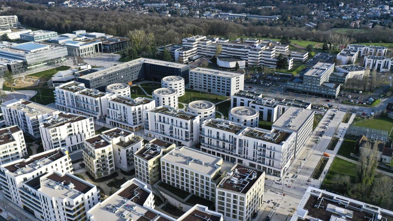 L'établissement public d'aménagement Paris-Saclay va construire trois nouvelles résidences étudiantes sociales notamment dans le quartier de Moulon