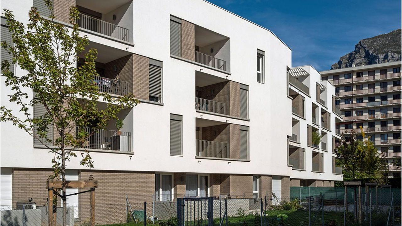 CDC Habitat compte vendre 4.000 logements déjà loués et 4.000 encore en construction.