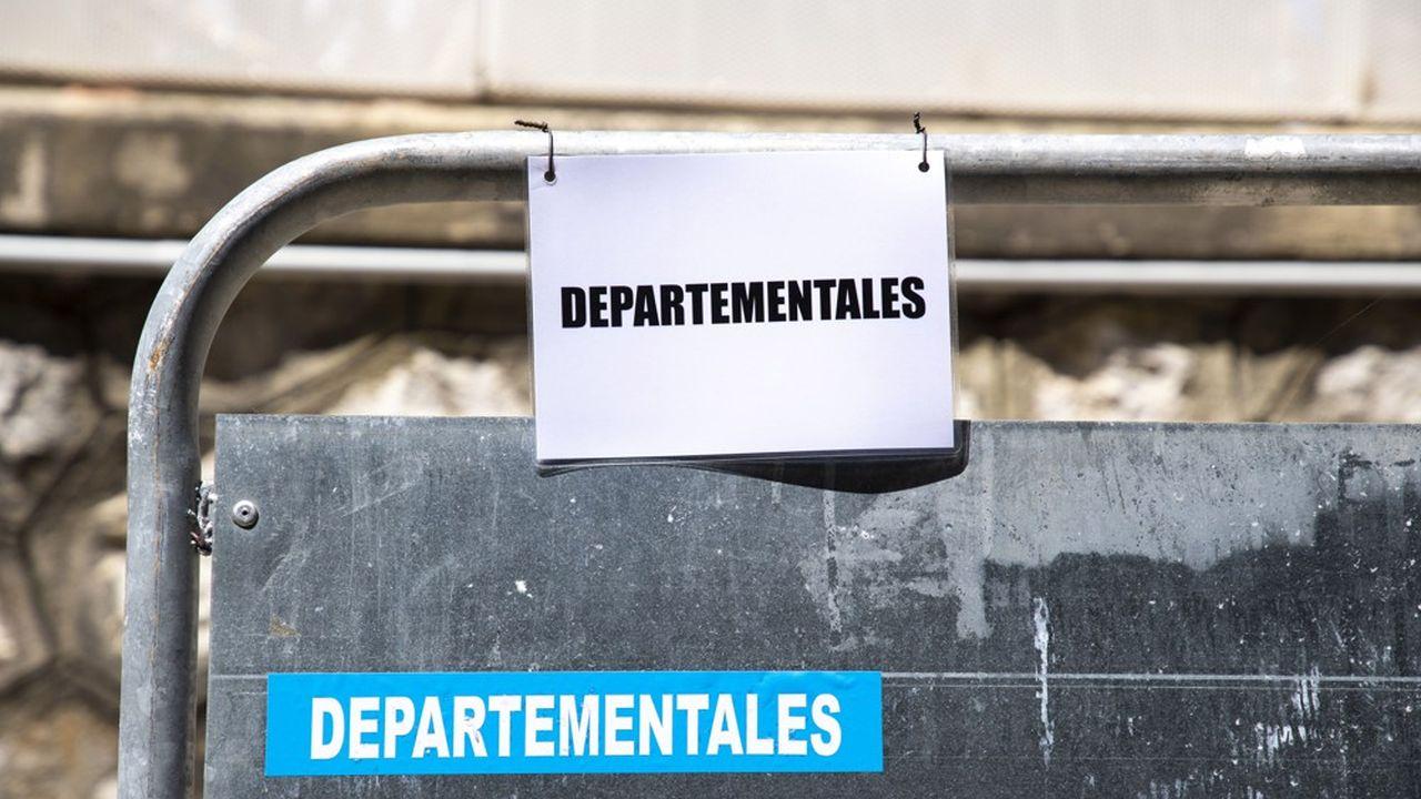 Elections départementales : la droite en position de force