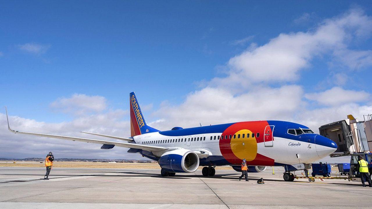 Southwest Airlines a été contrainte d'annuler ses opérations mercredi en raison de problèmes informatiques.