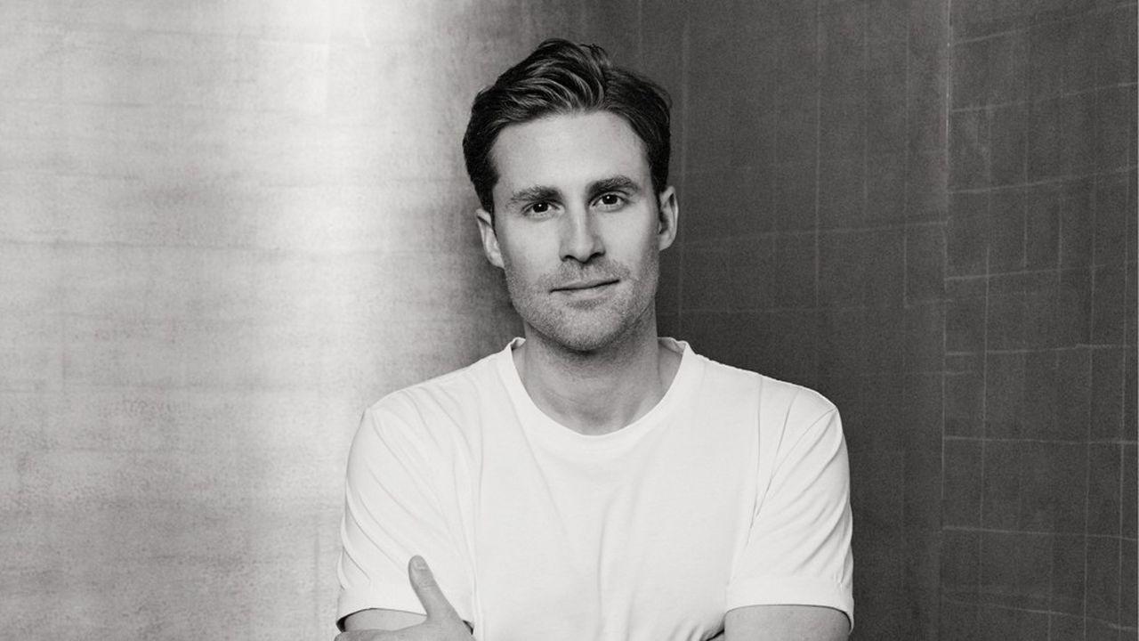 Edouard Gouin, 31 ans, cofondateur et CEO de Convelio.
