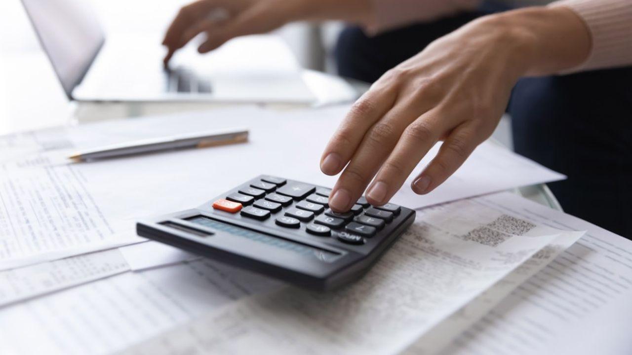 Le montant moyen des frais d'incidents bancaires a reculé de 5%, tombant à 143euros.