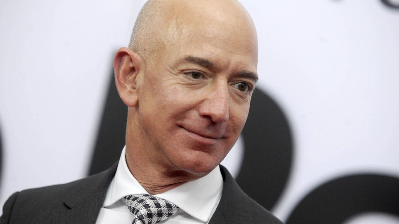 Jeff Bezos, le patron d'Amazon, est derrière la start-up canadienne General Fusion.