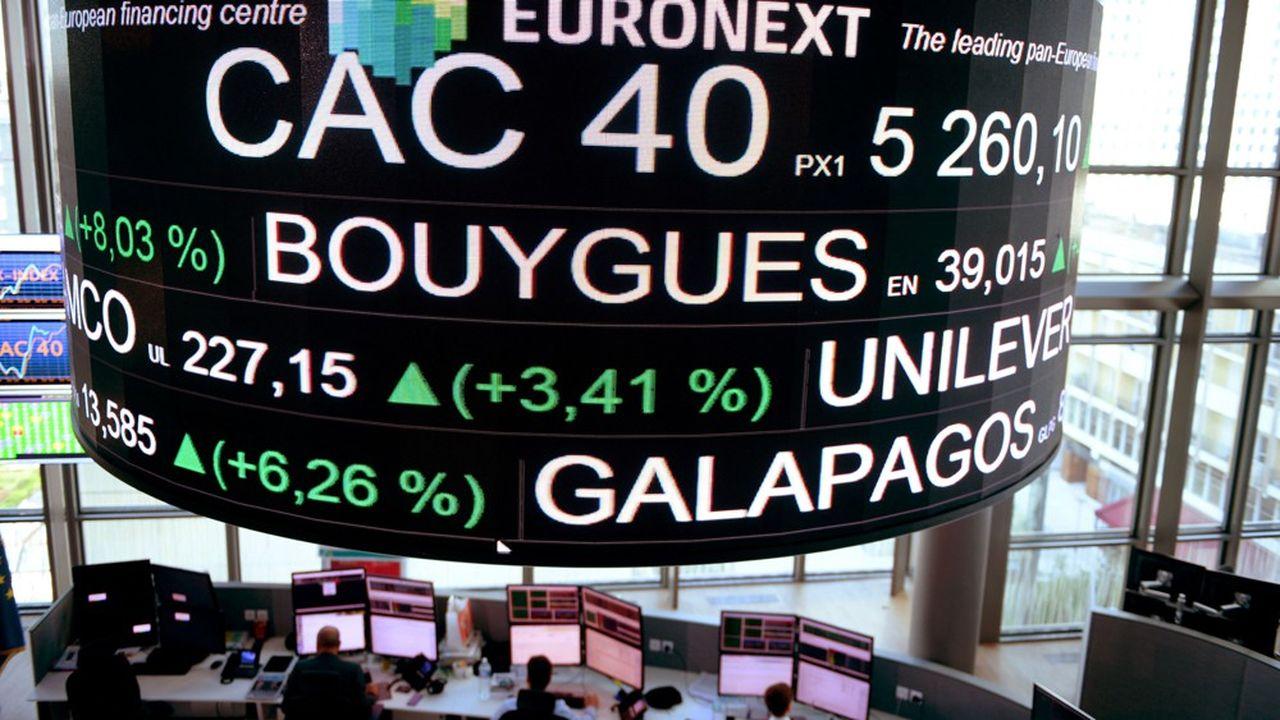 DEE Tech cible une licorne européenne dans la digitalisation ou l'e-commerce.
