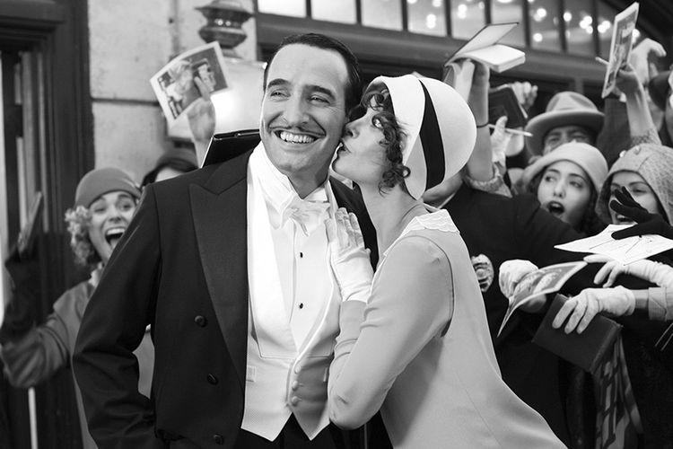 Dans «The Artist», de Michel Hazanavicius (2011), avec Bérénice Bejo.