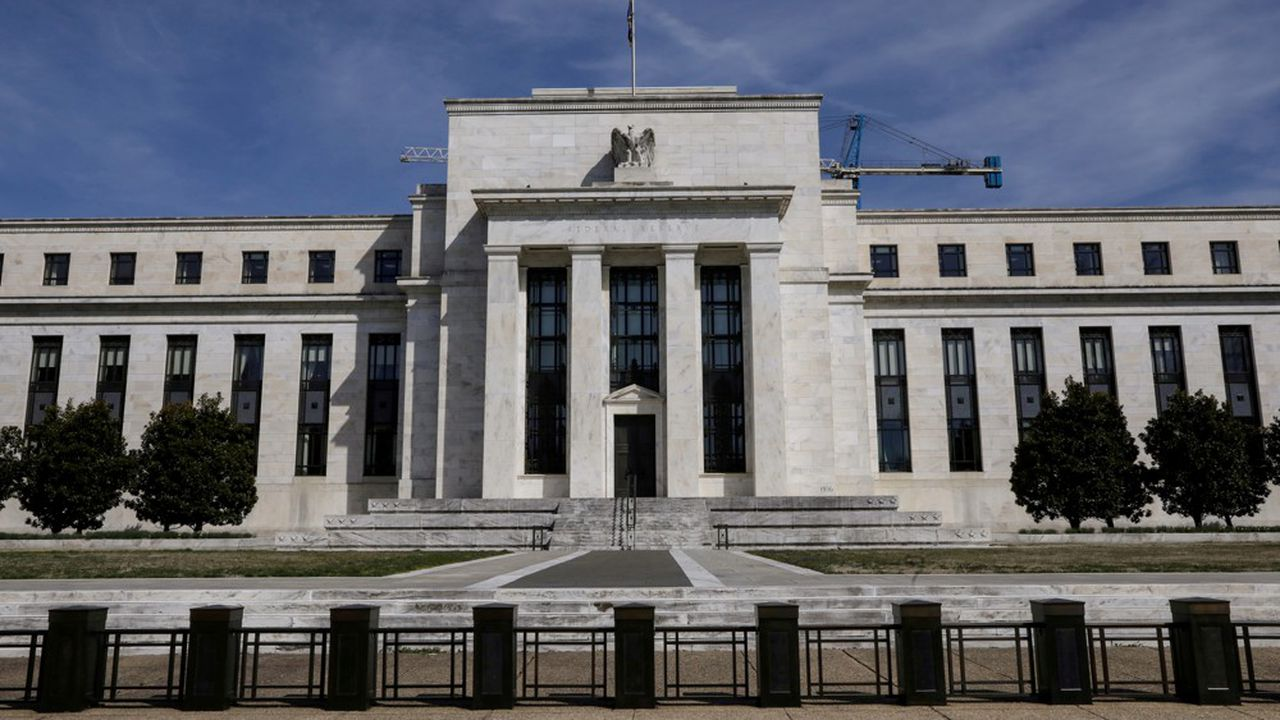 La Fed veut assécher une partie de la liquidité surabondante sur les marchés.