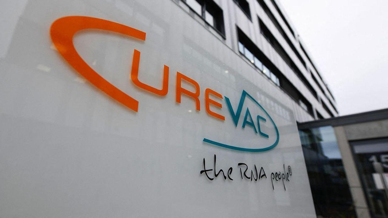 La Commission européenne a longtemps cru que CureVac s'imposerait comme un des tout premiers laboratoires à trouver un vaccin anti-Covid.