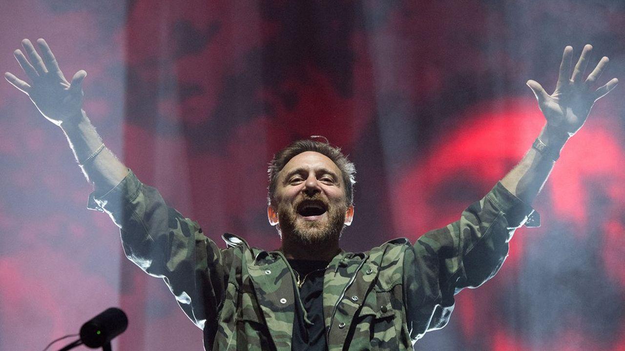 A 52 ans, David Guetta continue d'enchaîner les succès commerciaux.