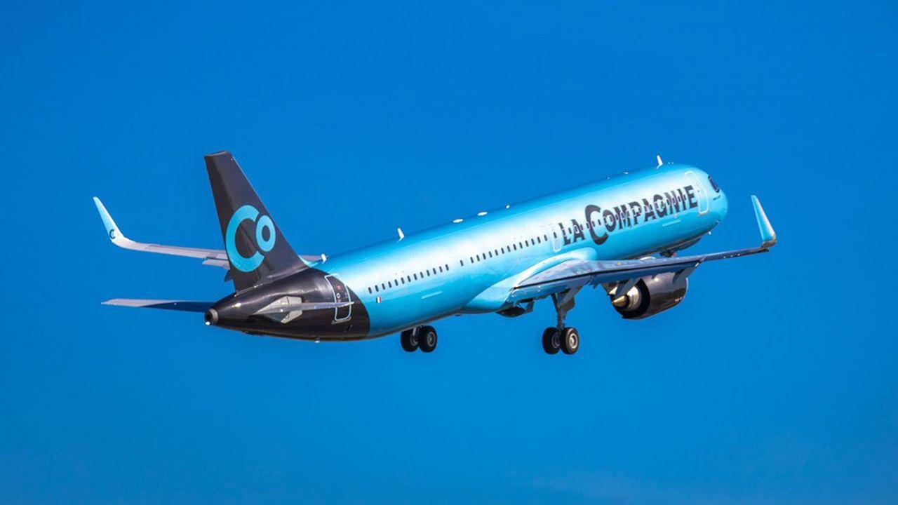 La Compagnie est la seule à exploiter des A321 neo entièrement équipés de sièges affaires.