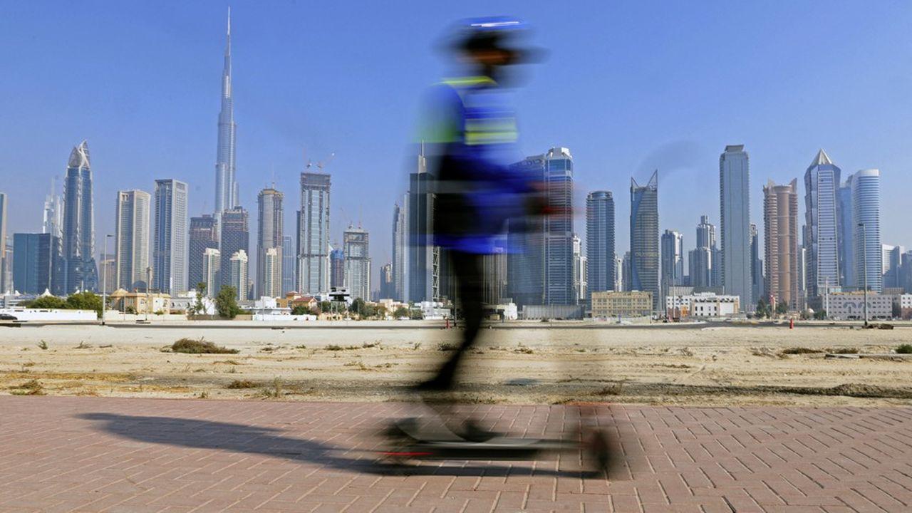 Il paradiso fiscale di Dubai attrae molti espatriati.