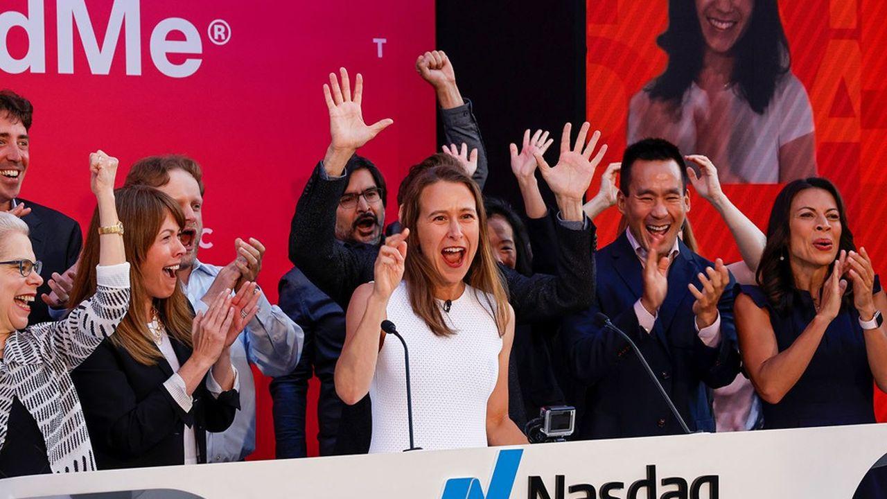 Anne Wojcicki, la cofondatrice et PDG de 23andme, veut donner à sa société une nouvelle dimension.