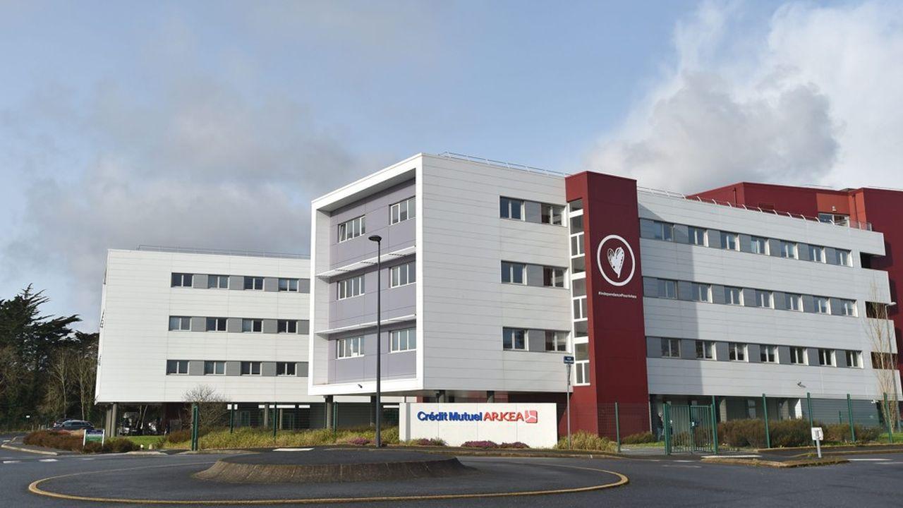 Arkéa Banking Services est une filiale à 100% du Crédit Mutuel Arkéa.