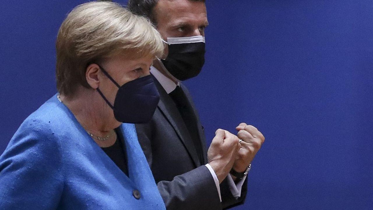L'adoption du plan de relance européen, il y a un an, a marqué une étape dans la coopération franco-allemande.
