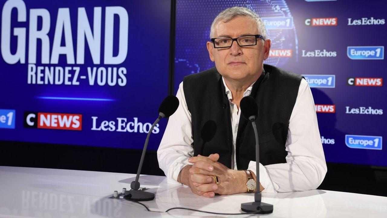 Michel Onfray ce dimanche.