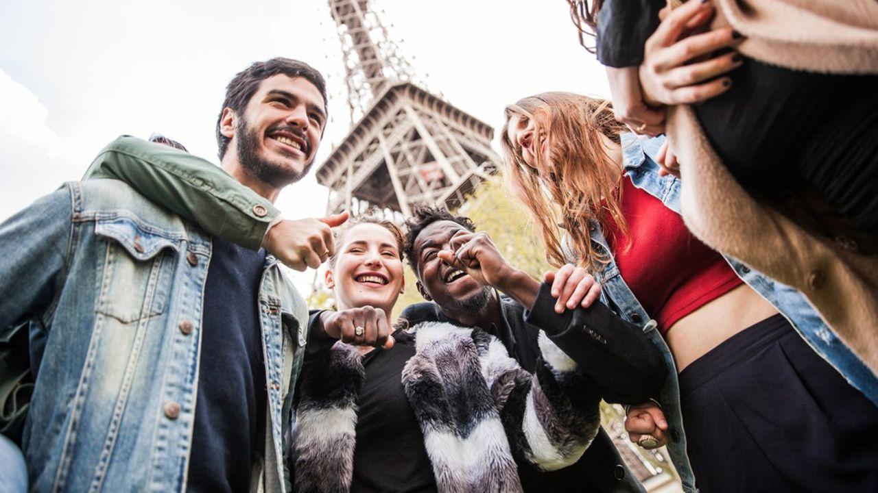 Près de la moitié des jeunes de moins de 35 ans aimerait s'installer dans la capitale.