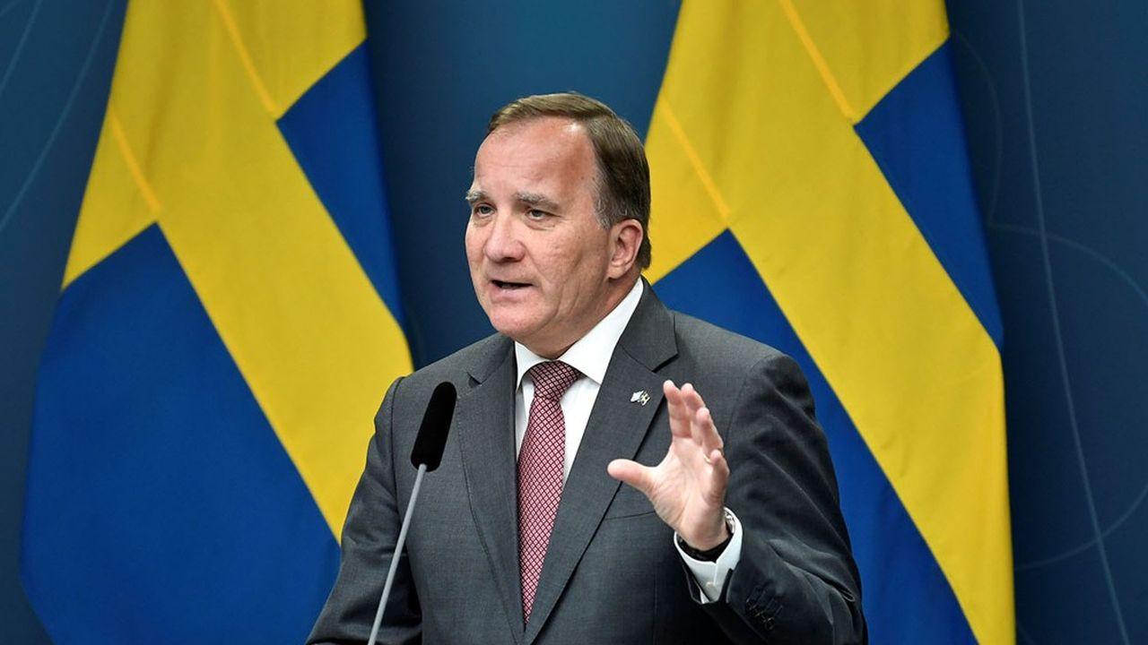 Le Premier ministre suédois Stefan Löfven a tenté jusqu'au dernier moment de trouver un compromis avec le Parti de gauche, sans succès.