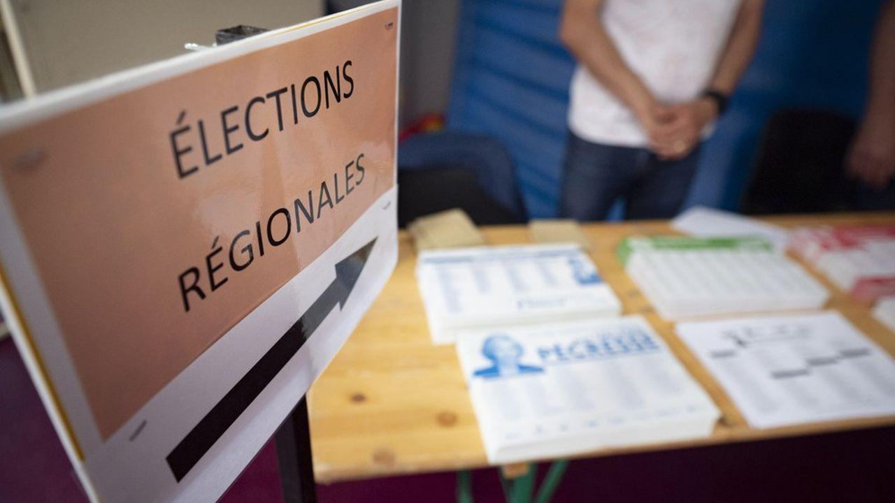 Le premier tour des élections régionales et départementales a été marqué par une très forte abstention.