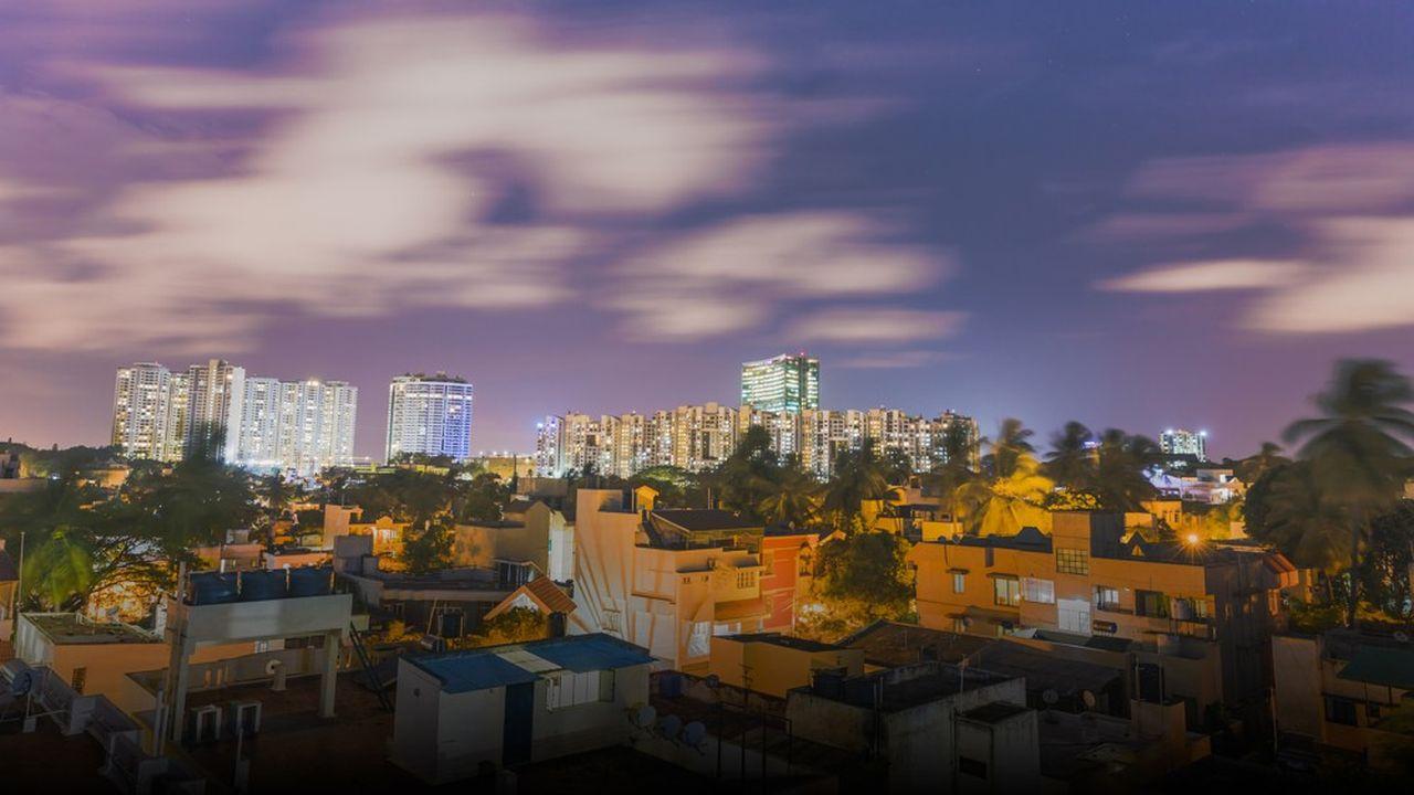 Bangalore est devenu le deuxième bureau de Goldman Sachs dans le monde derrière New York.