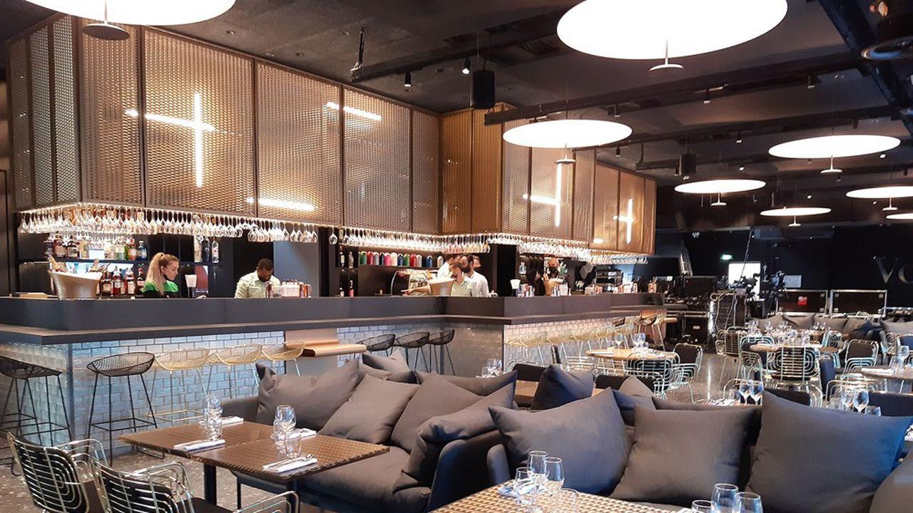 La capacité des restaurants de la Samaritaine, avec de nombreux chefs étoilés au piano, sera d'un millier de couverts par jour.