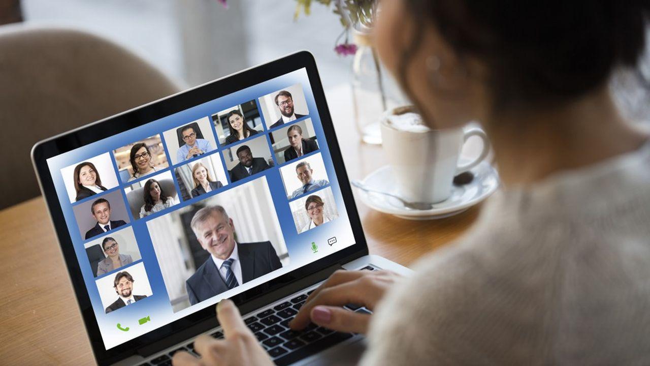 Les boursicoteurs apprécient les assemblées générales en ligne