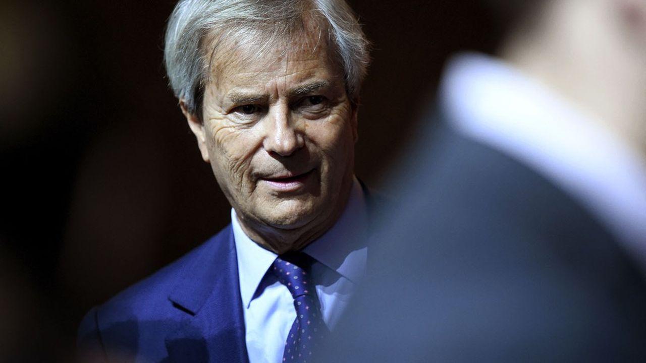Vincent Bolloré a pris le contrôle de Vivendi en 2015.