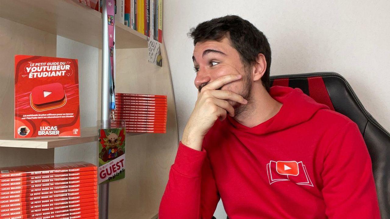 En trois ans, cet étudiant a posté quasi quotidiennement plus de 650 vidéos
