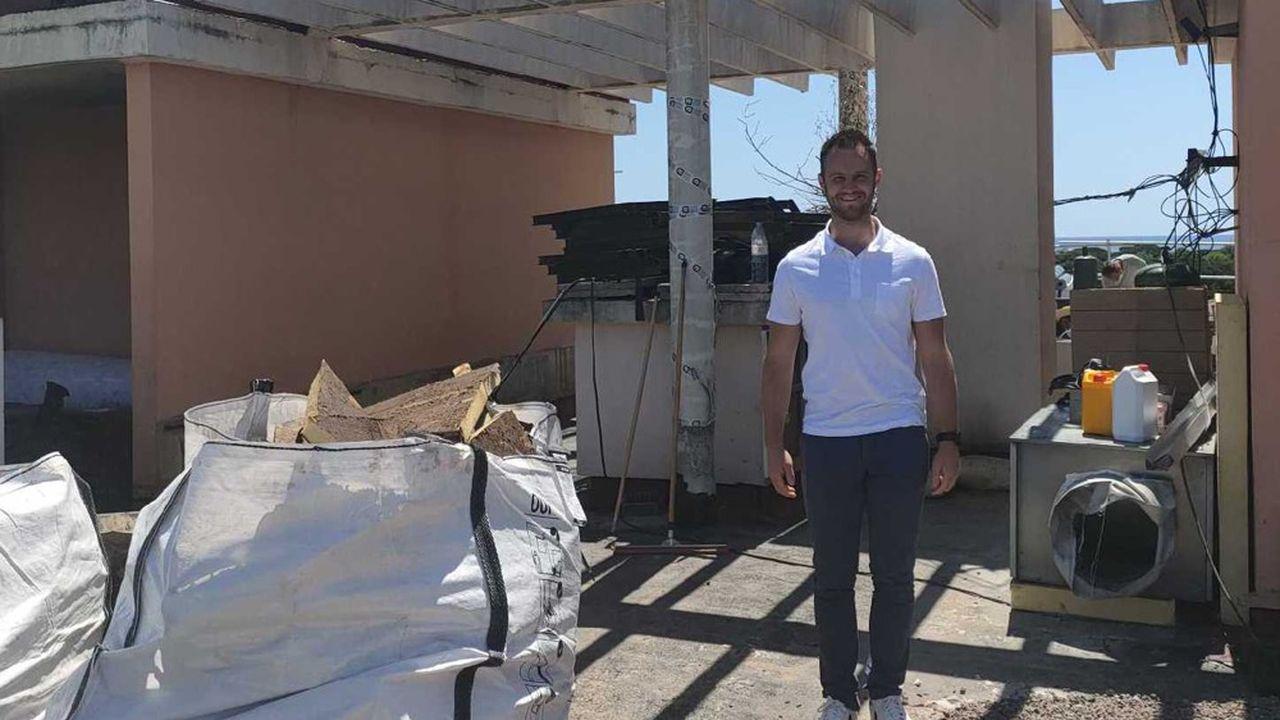 Maintenant, Thibaut passe ses journées à visiter des chantiers, des copropriétés et autres immeubles en tout genre.