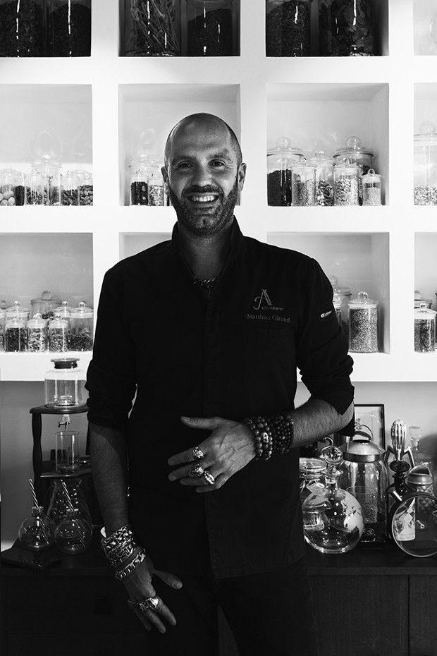 Matthias Giroud a signé la carte cocktail du «Voyage».