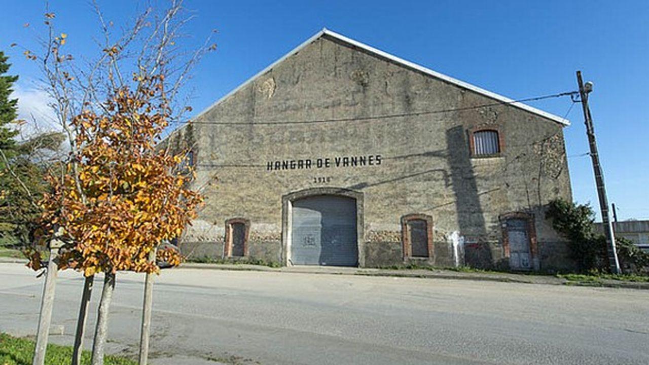 Le Hangar à Vannes a été construit en 1910. La ville va financer sa mise aux normes.