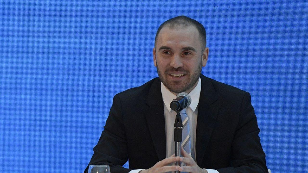 «Nous sommes parvenus à un accord avec le Club de Paris», s'est félicité le ministre de l'Economie argentin, Martin Guzman.