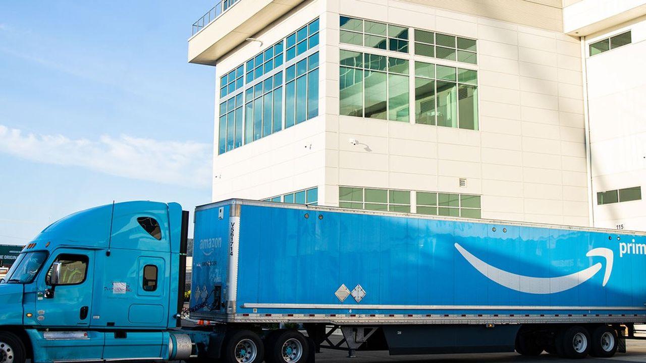 Le géant du commerce électronique a commandé 700 poids lourds et moyen-porteurs motorisés au gaz naturel comprimé (GNC) pour le marché étasunien.
