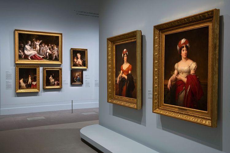 Le musée du Luxembourg met à l'honneur les femmes peintres