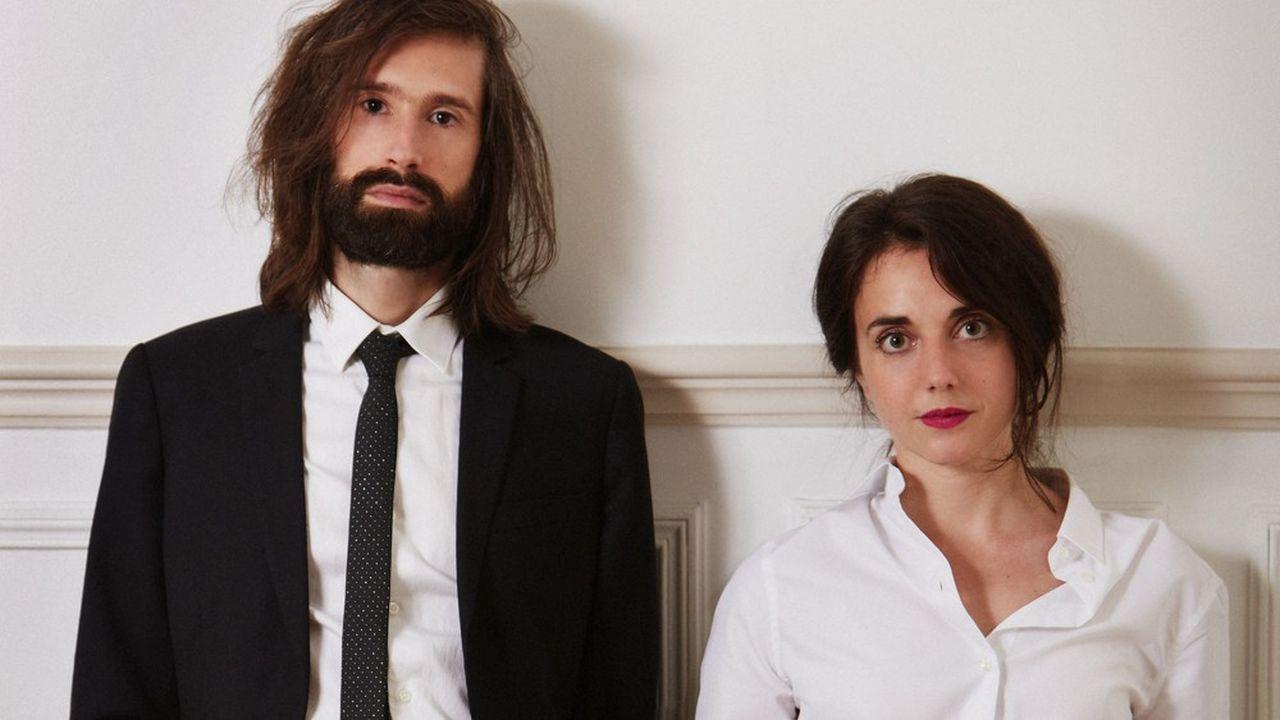 Giani Caserotto et Sarah Ristorcelli: des musiciens de très haut vol pour animer la Nuit des musées au musée du Luxembourg le 3juillet.