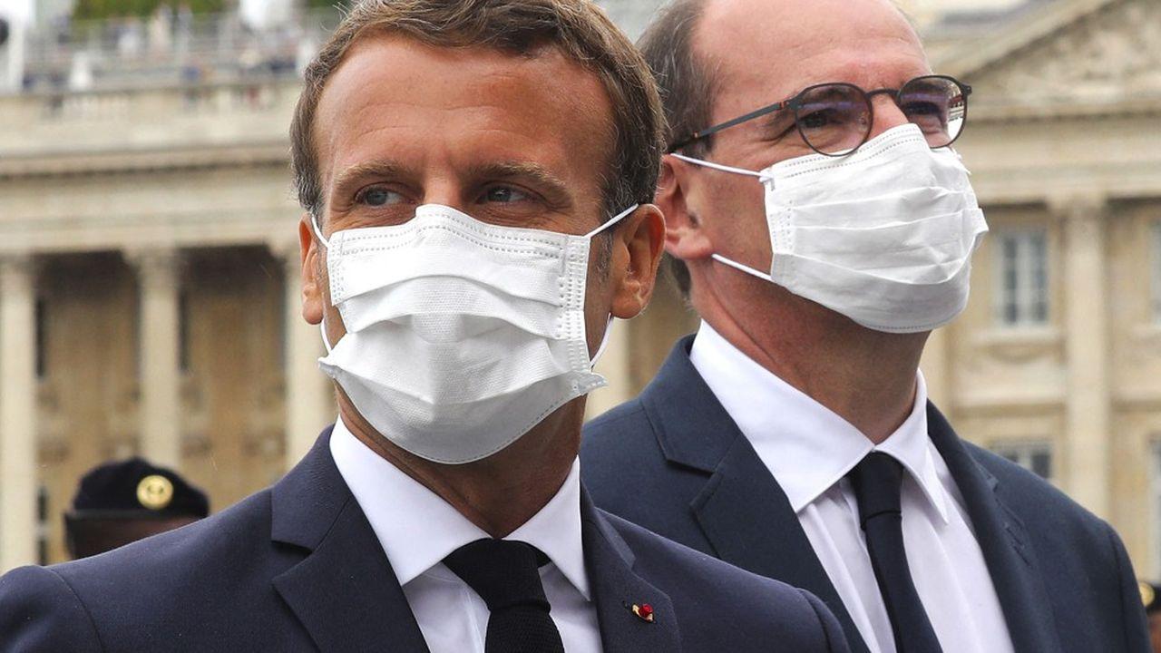 Emmanuel Macron a qualifié ce mercredi «d'alerte démocratique» l'abstention record de dimanche dernier. Jean Castex a convenu qu'il faudrait en «tirer les conséquences».