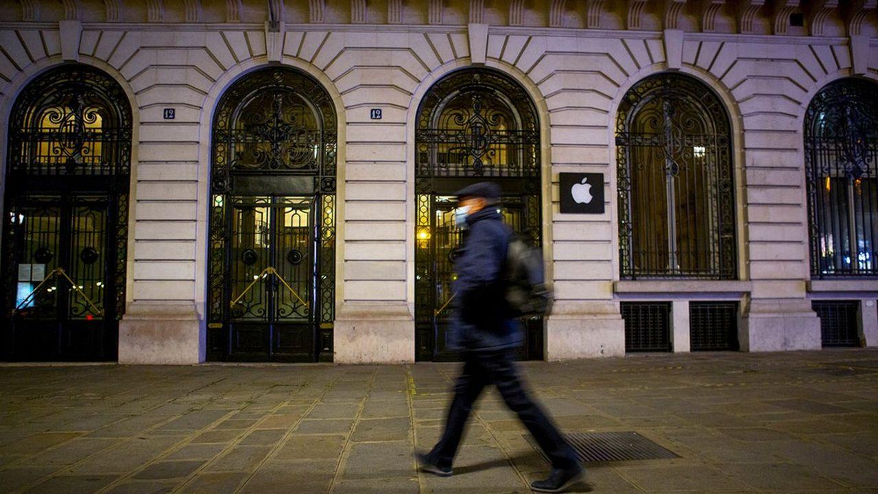 Apple impose des conditions contractuelles jugées abusives par la DGCCRF aux développeurs d'applis mobiles