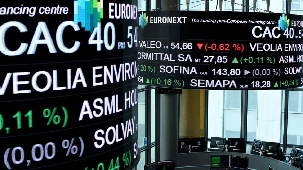 Les investisseurs ont confiance dans le potentiel de croissance des entreprises du CAC, l'indice parisien évoluant sur ses plus hauts niveaux depuis plus de 20 ans.
