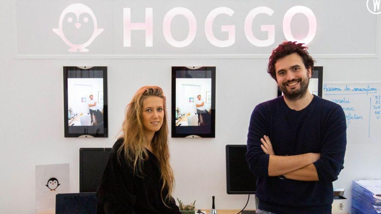 Hoggo a été fondéen 2018 par Anna Rossin (CEO) et Louis Fourrier (CTO).
