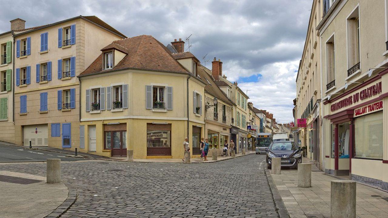 Rambouillet figure parmi les villes les plus recherchées par les Parisiens qui quittent la capitale.