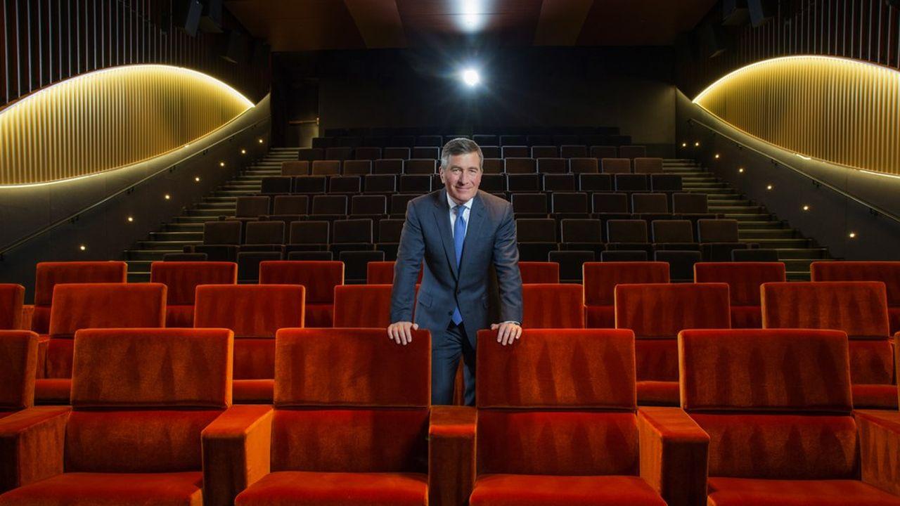 Charles Rivkinest président et CEO de la Motion Picture Association (MPA) depuis 2017.