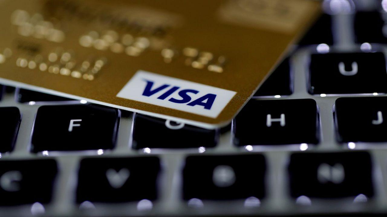 Visa veut devenir un acteur incontournable entre les banques et les start-up.