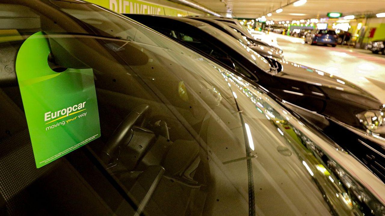 Europcar, qui a perdu 645millions d'euros l'an dernier, est passé sous le contrôle de ses créanciers.