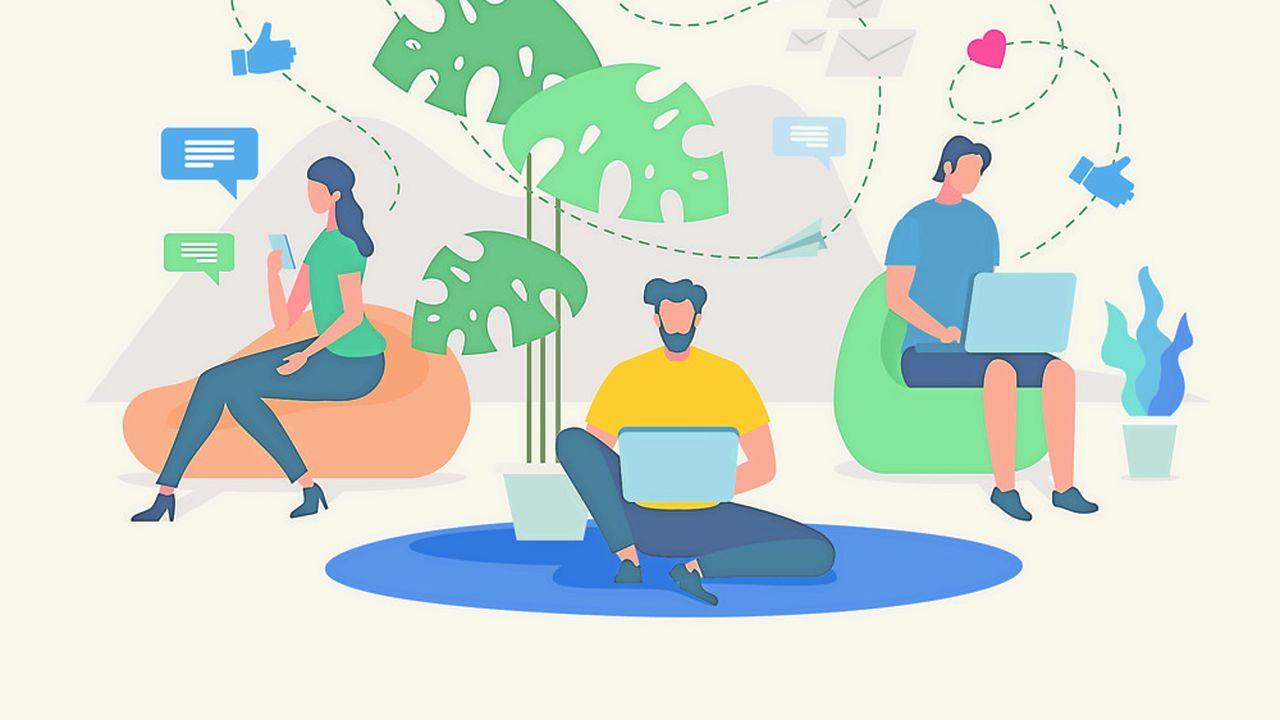 Au sein de ces groupes, on trouve des membres réunis autour d'une même expertise ou qui offrent aux clients des savoir-faire qui s'additionnent.