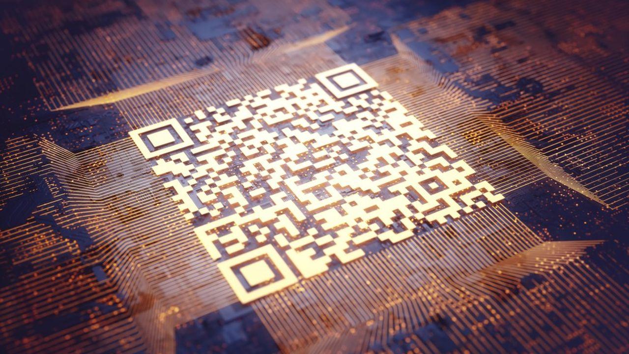 Un QR Code peut contenir plus de 7.000 caractères alphanumériques.