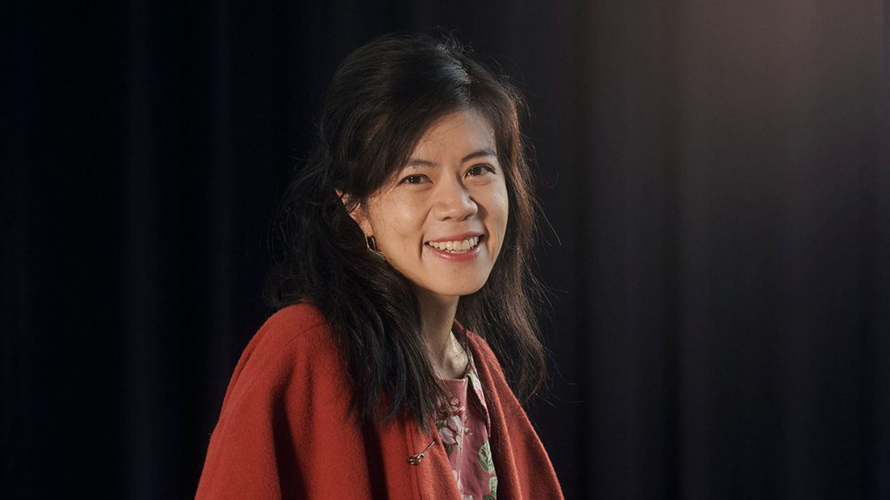 Rebecca Hui, fondatrice de Roots Studio.