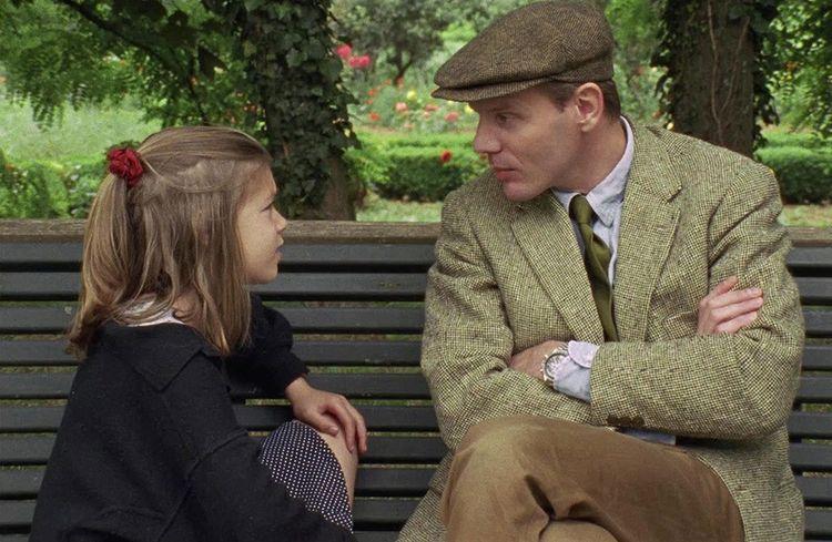 Pascal Greggory est Julien Dechaumes dans le film d'Eric Rohmer 'L'arbre, le maire et la médiathèque