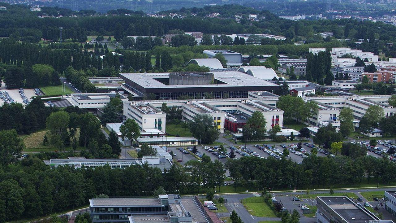 L'Institut polytechnique de Paris est né, en 2019, de la scission du plateau de Saclay.