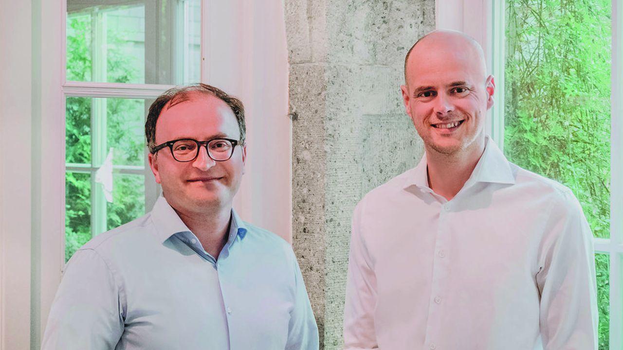Tamaz Georgadze et Tim Sievers dirigeront d'abord la nouvelle société en tant que co-CEO.