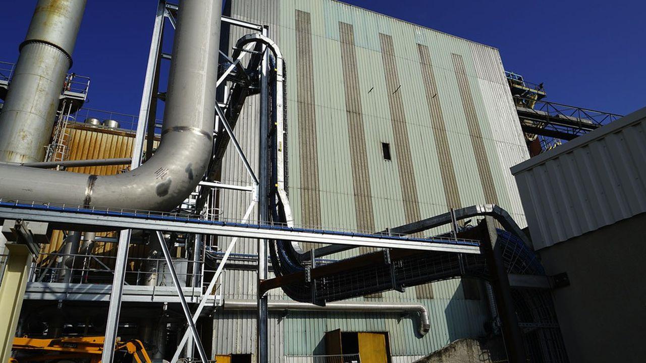«L'outil industriel français est vieillissant. La demande est donc forte», assure le dirigeant de l'entreprise.
